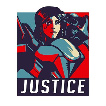 Justice by astrobunny