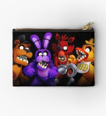 WELCOME TO FREDDY'S Studio Pouch