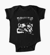 Thrash Snake B&W Kids Clothes