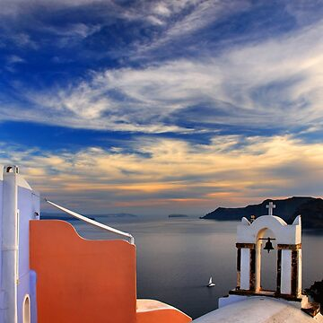 Once upon a time in Santorini by Cretense72