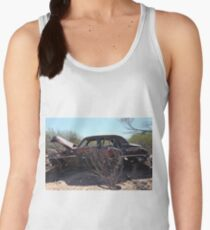 Old Plymouth Women's Tank Top
