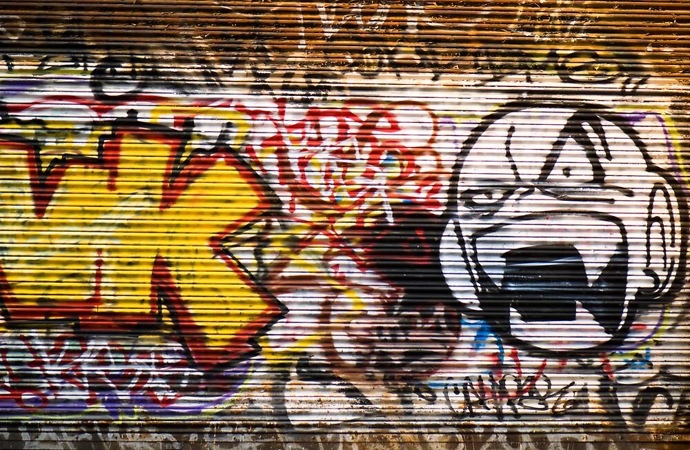 Graffiti by Louis Galli