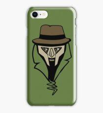 Metal Faced iPhone Case/Skin