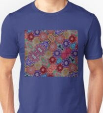 Multi-colored Pattern T-Shirt