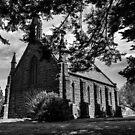 The Bulla Uniting Church by Colin  Ewington