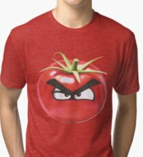Angry tomato Tri-blend T-Shirt