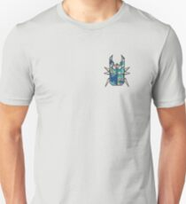 Origami Stag Beetle T-Shirt