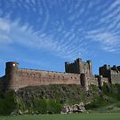 Bamburgh Castle by mousesuzy
