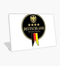 Deutschland Champions Laptop Skin