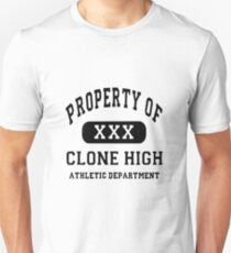 Clone High Athletic Department Unisex T-Shirt