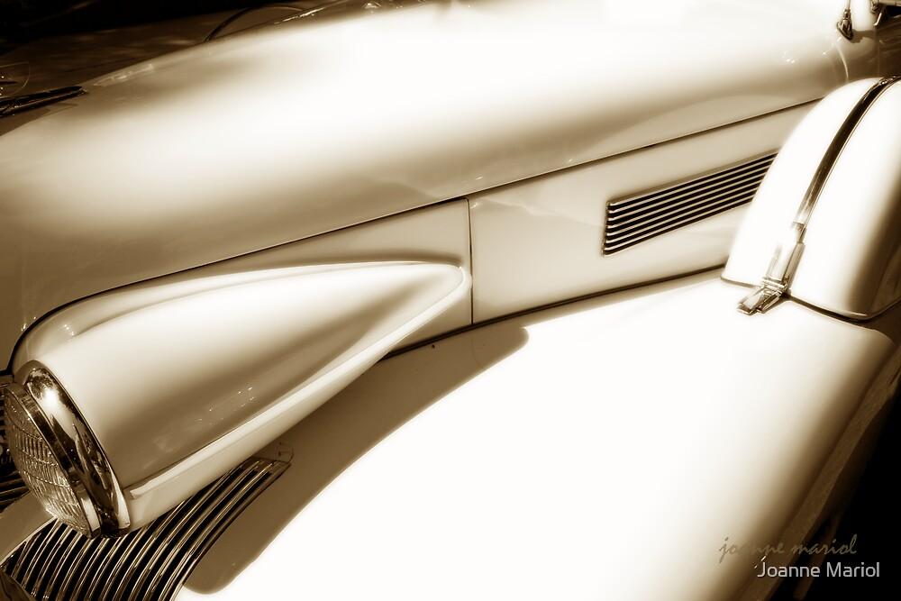 Classic Car 19 by Joanne Mariol