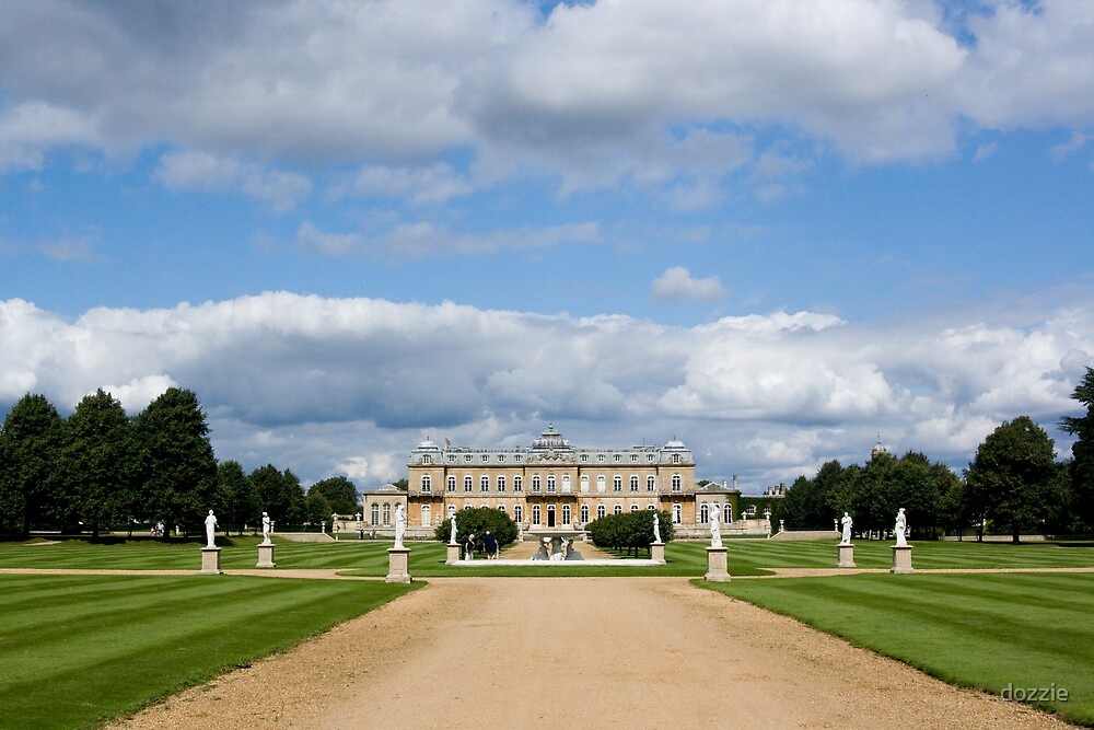 Wrest Park by dozzie