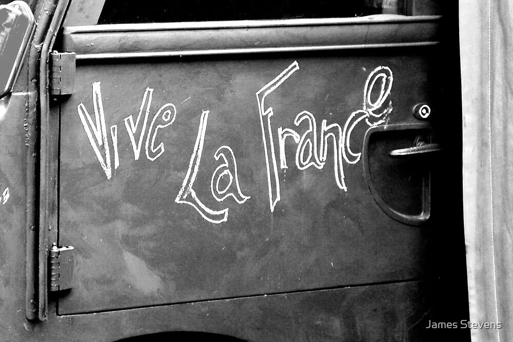Vive La France by James Stevens
