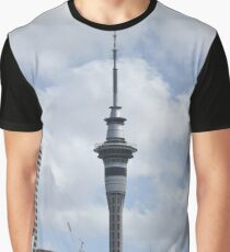 Sky Tower Graphic T-Shirt