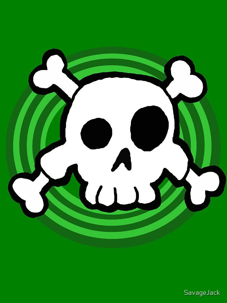 Skull 2 by SavageJack