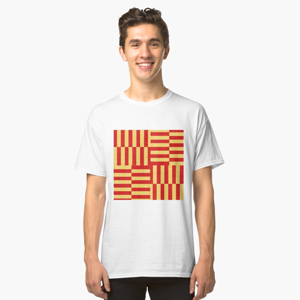 stripes pattern Classic T-Shirt
