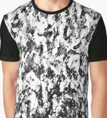 More black, less white #3 Graphic T-Shirt