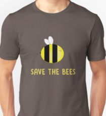 Save The Bees, fat bee! Unisex T-Shirt
