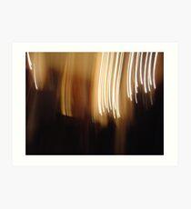 Curtain of Infinity Art Print