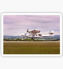 CANSO FLYING BOAT Sticker