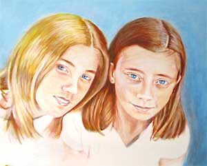 Sisters from OZ by Claudia Dose
