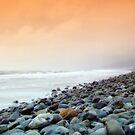 Fairborne beach , Wales . by Jon Baxter