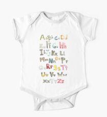 Alphabet  Kids Clothes