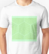 Labyrinth Isolated on Green Background. Kids Maze T-Shirt