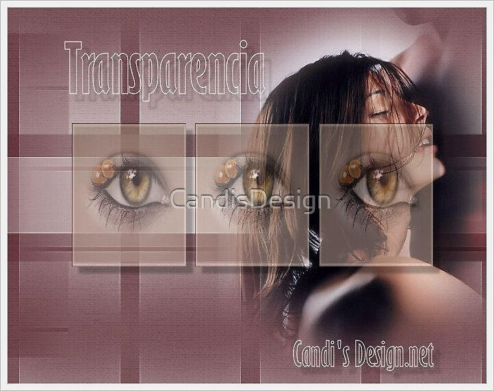 Transparencia by CandisDesign