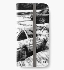 Initial D iPhone Wallet/Case/Skin