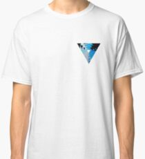 Graphic triangle Classic T-Shirt