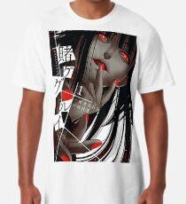Camiseta larga Kakegurui