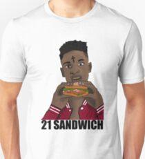 21 Sandwich Unisex T-Shirt