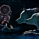 Dream Wolves by WickedLola