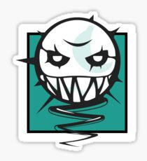 R6 Ela Icon Sticker
