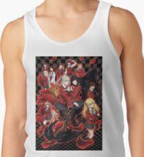 Kakegurui 5 Camisetas de tirantes para hombre