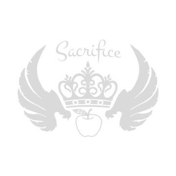 Swan Queen Sacrifice (Light Text) by Kengelina
