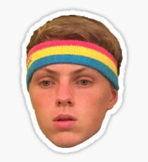 Headband Sticker