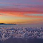 Haleakala Sunrise by JoAnn GLENNIE