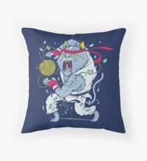 Hadoukat Throw Pillow