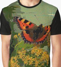 Small Tortoiseshell Graphic T-Shirt