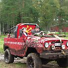 UAZ russian jeep by valizi
