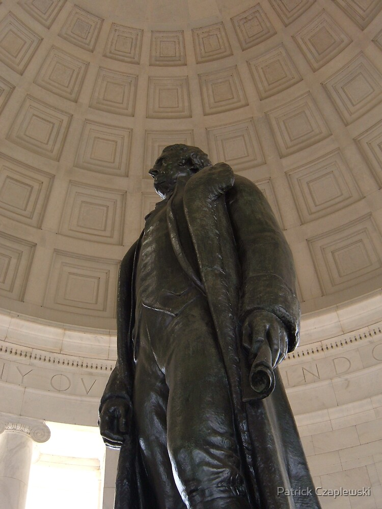 Jefferson Memorial by Patrick Czaplewski