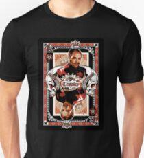 """King of Hell"" - Crowley Supernatural Design Slim Fit T-Shirt"