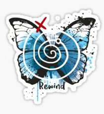 rewind life is strange Sticker