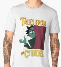 Rick & Morty's Tales from the Citadel Men's Premium T-Shirt