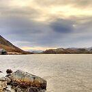 cregganan lake  by Jon Baxter