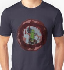 Pickle Rick Blast! T-Shirt