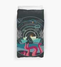 Old Tales... Duvet Cover