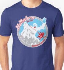 Matterhorn Bobsleds (red, blue, white) T-Shirt